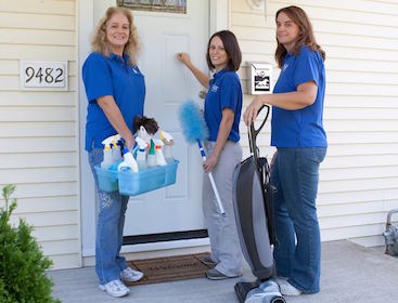 Solon And Chesterland Ohio Area House Cleaning Services