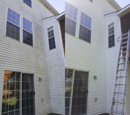 Siding Cleaning in Minneapolis