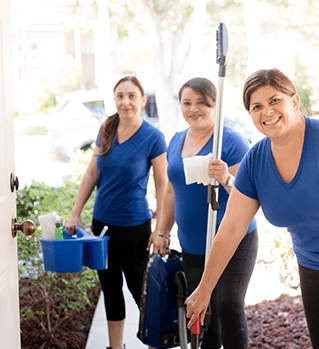 Maid cleaning service in Ohio