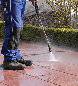 Pressure washing services in St Louis