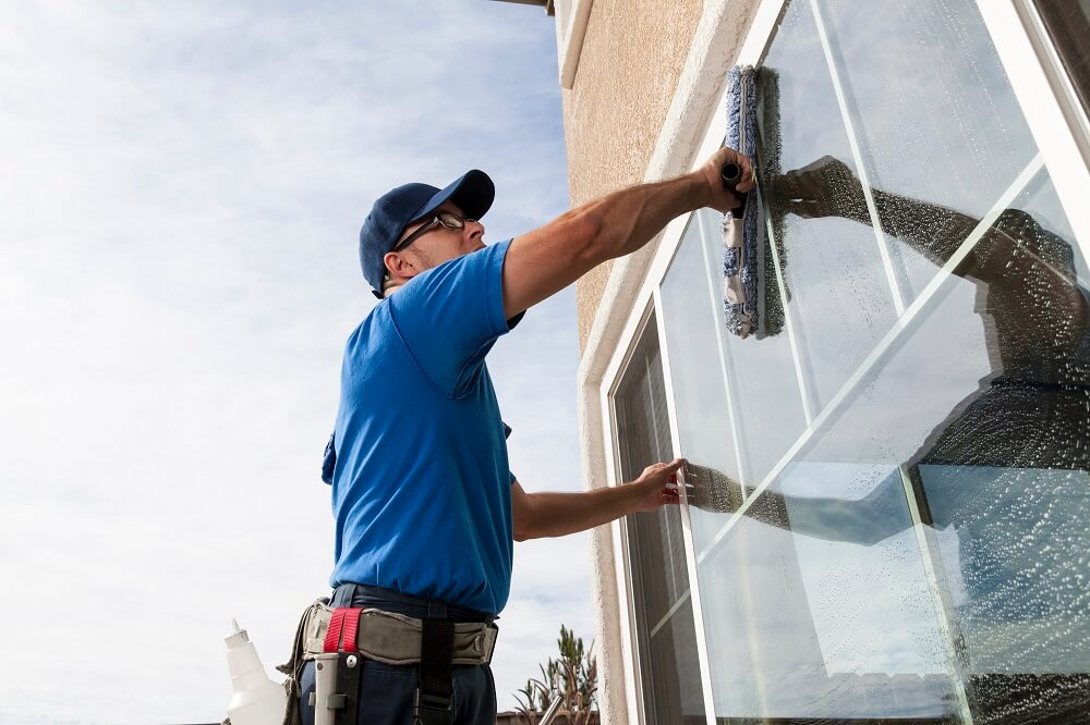 Midwest Window cleaning services